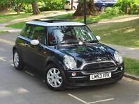 Mini One with Sat Nav. Panoramic Roof