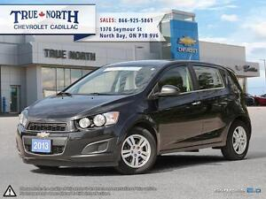2013 Chevrolet Sonic LT FWD - HEATED SEATS