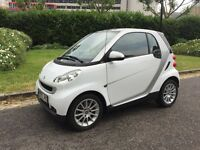Smart fortwo Passion Softouch coupe 1.0 MHD - ONLY 18200 miles, Lady owner from new Petrol Semi-Auto