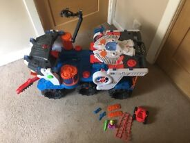 Imaginext space rover