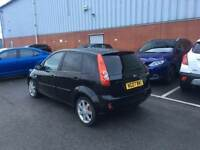 2007 Ford Fiesta 1,2 litre 5dr