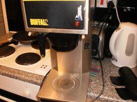 buffalo coffee maker minus jug