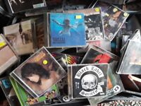 Rock and chart cds
