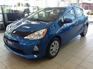 2014 Toyota Prius c BASE + BLUETOOTH + USB + CRUISE