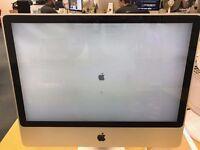 Apple iMac 24 inch intel core 2 duo / 2.8 ghz / 320gb Storage / 4gb Ram/ Early 2008