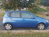 Chevrolet Kalos 1.4 SX (2008)