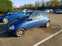++++QUICKSALE WANTED FORD KA 2008 PLATE+++NEW CLUTCH FITTED DRIVES VERY GOOD+++