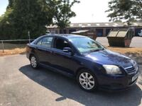 2008 Toyota avensis 1.8 automatic 12 months mot/3 months parts and labour war...