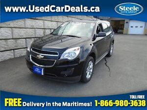 2011 Chevrolet Equinox LS Auto Air Fully Equipped Alloys