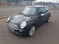 56 PLATE MINI 1.6 PETROL 1 YEAR MOT PRICED TO SELL £1500