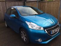 Peugeot 208 only 16,330 miles