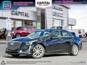 2017 Cadillac CTS RWD REMOTE START HEATED SEATS REAR PARK ASSIST
