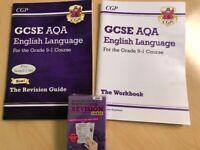CPG AQA GCSE English Language