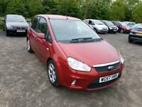 Ford c max style 1.8L 5DR 2008 low mileage long mot Full service history excellent condition
