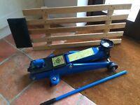 Car Hydraulic Trolley Jack & Undercar Creeper Seat