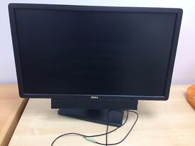 24inch Dell Monitor For Sale!! *Great Condition* **BARGAIN**