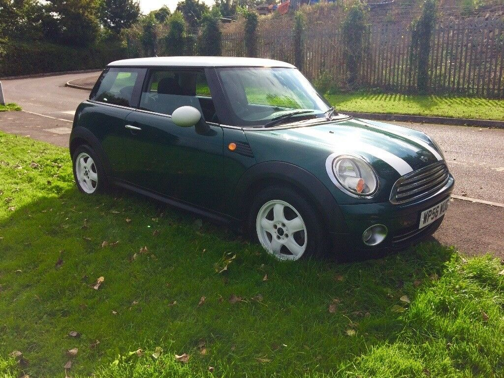 Mini Cooper 1.6 2007 fsh must be seen