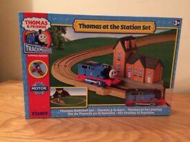 Thomas At The Station Set