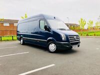vw crafter cr35tdi 60 plate new plylined comes with 6 months warranty and full history service