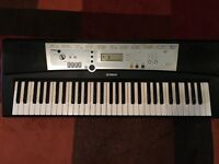Yamaha YPT-200 Portable Electronic Keyboard