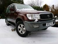 Toyota Landcruiser 4.2 Diesel Amazon very best 4x4