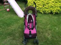 pushchair, car seat and kids bike to sale