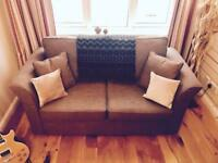 2 seater very high quality Sofa bed - Sterlings