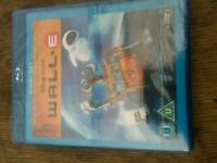 Wall e blueray still sealed