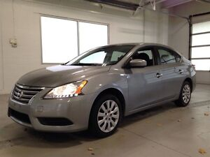 2014 Nissan Sentra S| BLUETOOTH| CRUISE CONTROL| A/C| 98,837KMS Kitchener / Waterloo Kitchener Area image 2