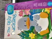 Phonic readers Level 1-3. Age 4+