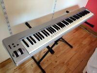 M-Audio Keystation 88es - Midi Keyboard