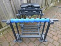 Theseus Match Seatbox with Footplate and Spray Bar.