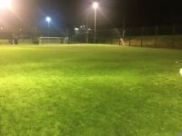 5aside Mondays close to Wood Green - need new players!