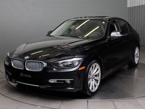 2013 BMW 320I XDRIVE SPORT PACK MAGS TOIT OUVRANT CUIR