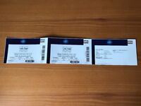 2 LADY GAGA TICKETS LONDON 02 (09/10/2017) - LOWER TIER BLOCK 105 - £220 FOR BOTH