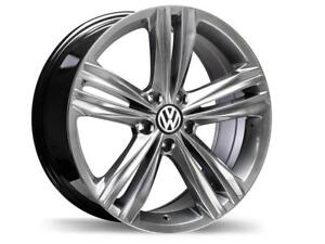 2018 VW Tiguan R-LINE OEM Style 18 Alloy Wheels - T1 Motorsports Markham / York Region Toronto (GTA) Preview