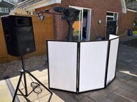 DJ / Disco Equipment Full Set Up