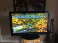 50 inch LG Television with working remote.