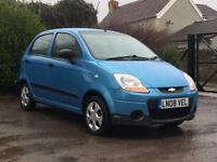 Chevrolet Matiz - NEW MOT