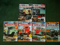6 Back Issues/Copies of Heritage Commercials 2014/2015