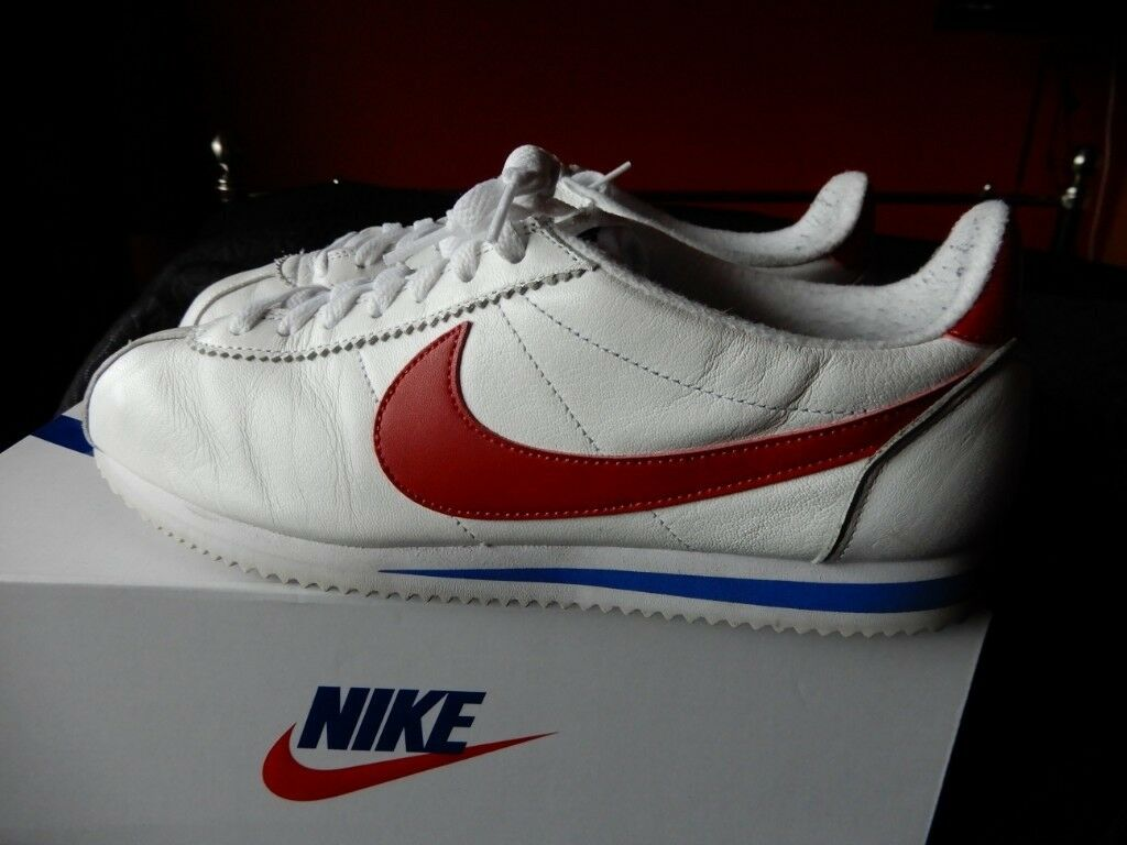 the best attitude 35662 cc215 Nike Cortez Leather Special Edition Forest Gump UK 9 | in Christchurch,  Dorset | Gumtree