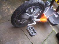 Urban X Slider Drifter Trike (approx age 8+)