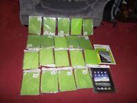 JobLot of Ipad Mini Cases and screen protectors