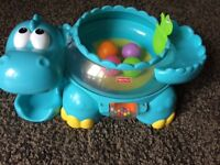 Fisher price musical animal toy