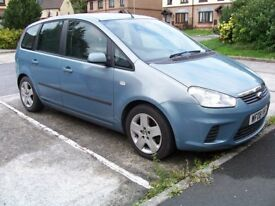 Ford C Max 1.8 Eleven months MOT