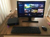 Alienware gaming setup high spec swap