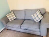 1 X 3 Seater Sofa + 1 X 2 Seater, from DfS