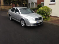 SKODA OCTAVIA VRS 2.0 TURBO 5 DOOR HATCHBACK