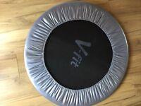V fit exercise trampoline