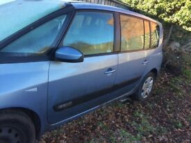 Renault Espace 7 seater